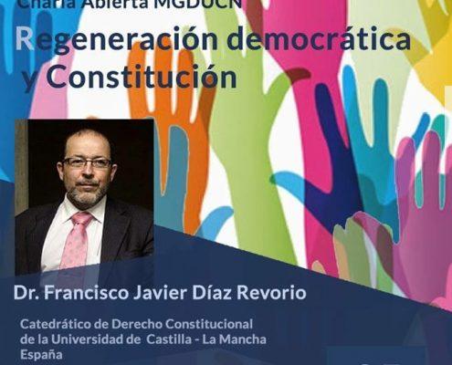 Regeneración democrática y Constitución