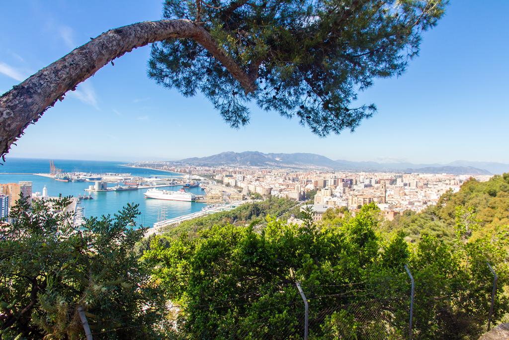 Ciudades de España, Málaga