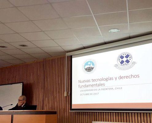 Derechos fundamentales y nuevas tecnologías