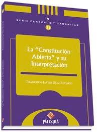 La constitución abierta