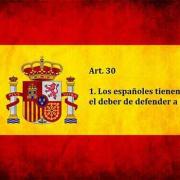 Defender la constitución