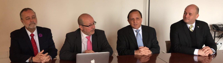Convenio firmado con el Tribunal Electoral de Panamá
