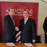 La UCLM formará a juristas panameños en materia electoral