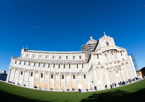 Ciudades de Europa: Pisa