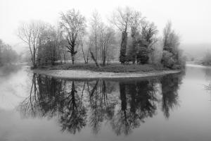 Río Sella. Ganadora del reto mensual en la Asociación Fotográfica de Toledo, septiembre de 2018