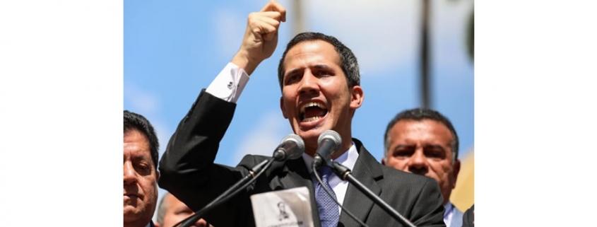 Reconocer a Guaidó