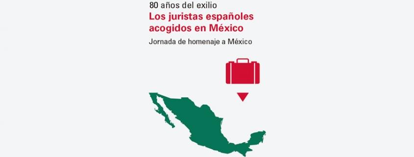 Los juristas españoles acogidos en México