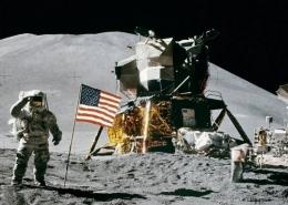 50 años en la Luna