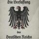Weimarer-Reichsverfassun